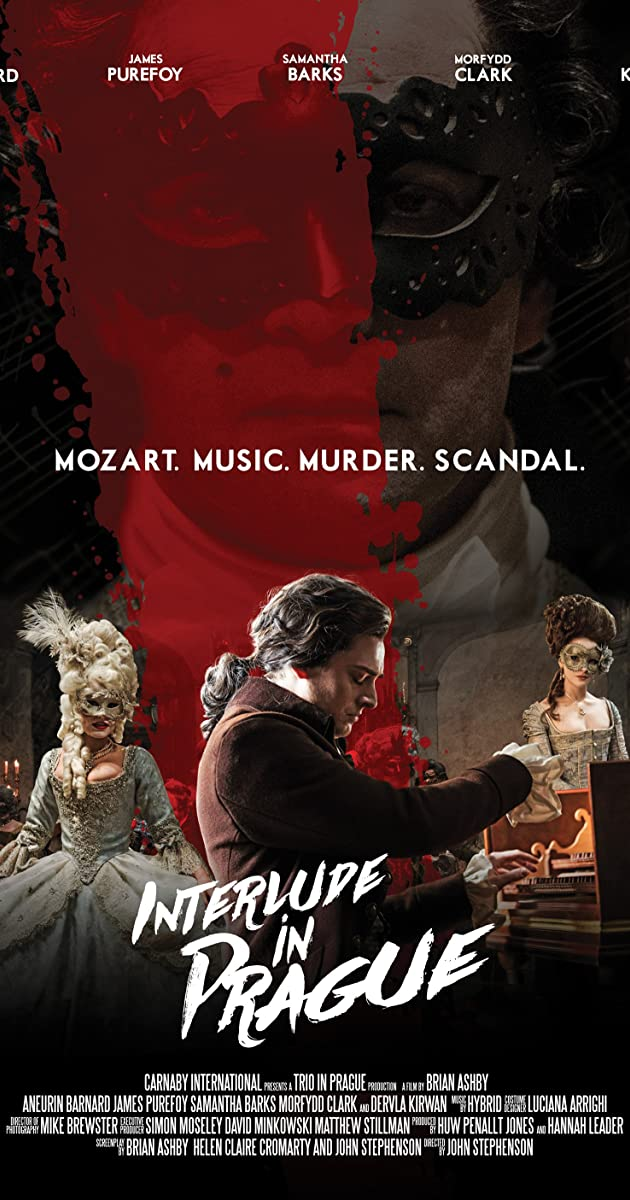 Subtitle of Interlude in Prague