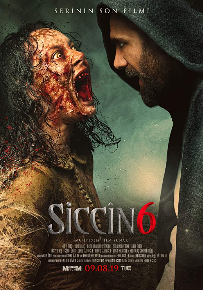 Siccin 6 (2019) Turkish WEB-DL - 480P | 720P | 1080P - x264 - 200MB | 450MB | 800MB | 1.4GB - Download & Watch Online With Subtitle Movie Poster - mlsbd