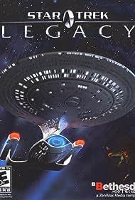 Star Trek: Legacy (2006) Poster - Movie Forum, Cast, Reviews