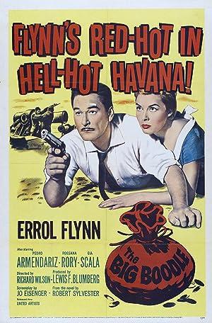 Film-Noir The Big Boodle Movie