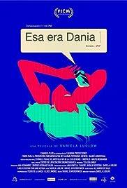 She Was Dania Poster