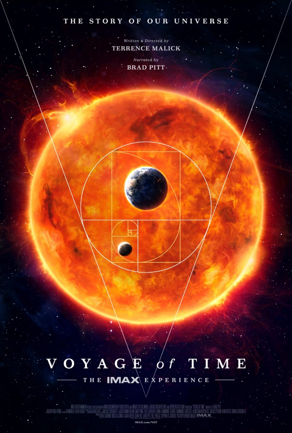 0abe251b31 Voyage of Time: The IMAX Experience (2016) - IMDb