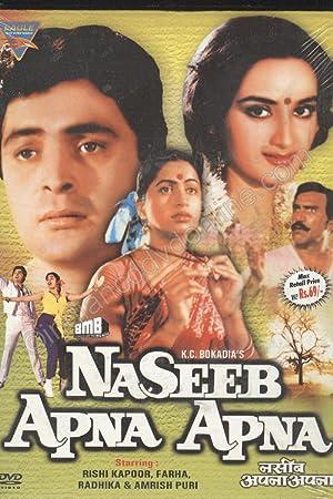Naseeb Apna Apna movie, song and  lyrics
