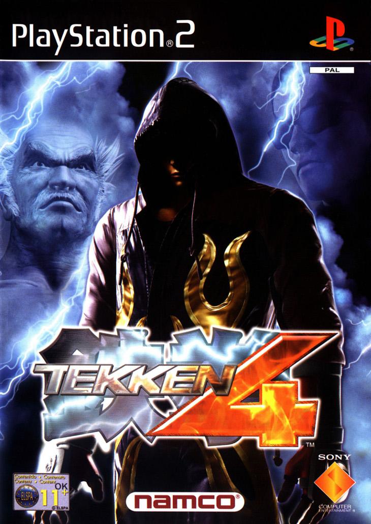 Tekken 4 Video Game 2001 Imdb