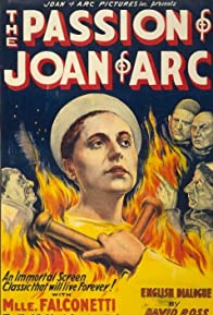 Primary photo for The Passion of Joan of Arc