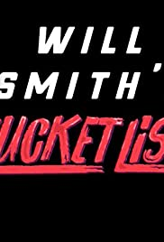 Will Smith's Bucket List Poster