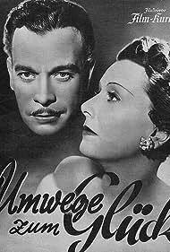 Ewald Balser and Lil Dagover in Umwege zum Glück (1939)