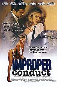 Improper Conduct