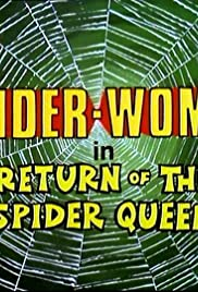 Return of the Spider Queen Poster
