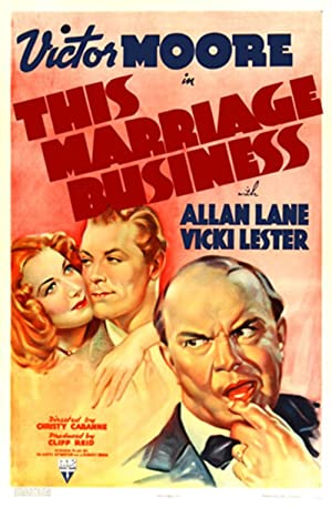 Christy Cabanne This Marriage Business Movie