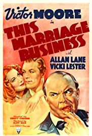 This Marriage Business Poster
