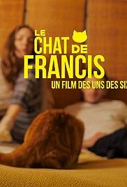 Le Chat de Francis Poster
