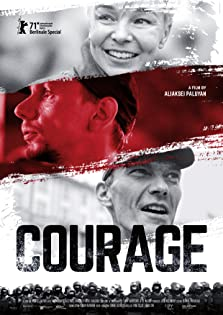 Courage (II) (2021)