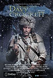 The Legend of Davy Crockett Poster