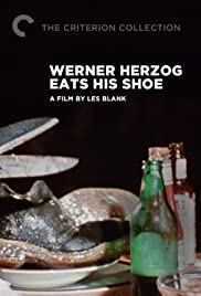 Werner Herzog Eats His Shoe (1980) 720p