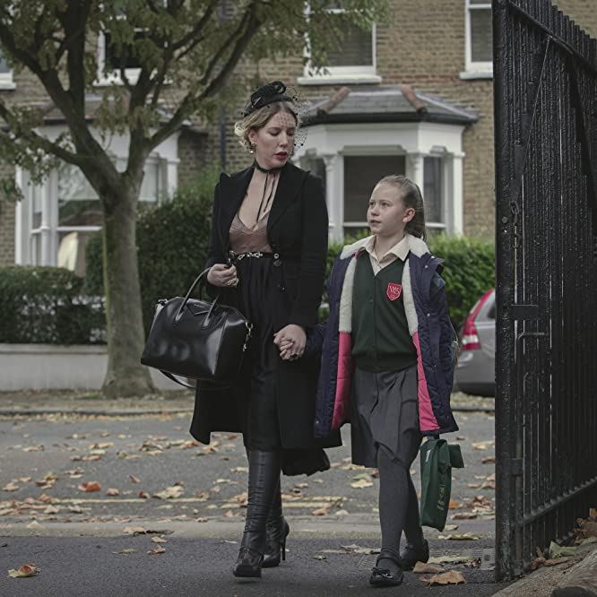 Katy Byrne and Katherine Ryan in The Duchess (2020)
