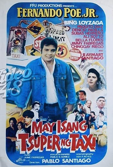 Watch May Isang Tsuper Ng Taxi (1990)