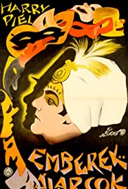Menschen und Masken, 2. Teil - Ein gefährliches Spiel Poster