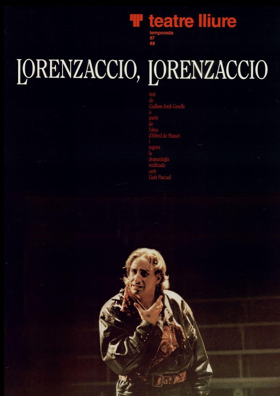 Lorenzaccio, Lorenzaccio (1989)