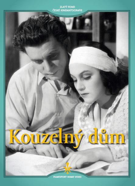 Adina Mandlová in Kouzelný dum (1939)