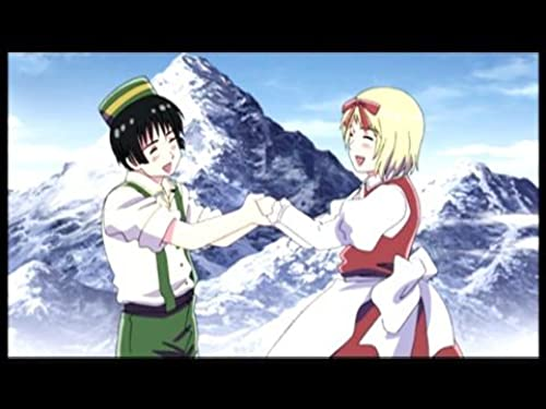 Hetalia: Axis Powers: World Series: Season Four