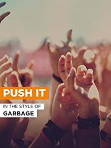Unlimited legal movie downloads Garbage: Push It (1998