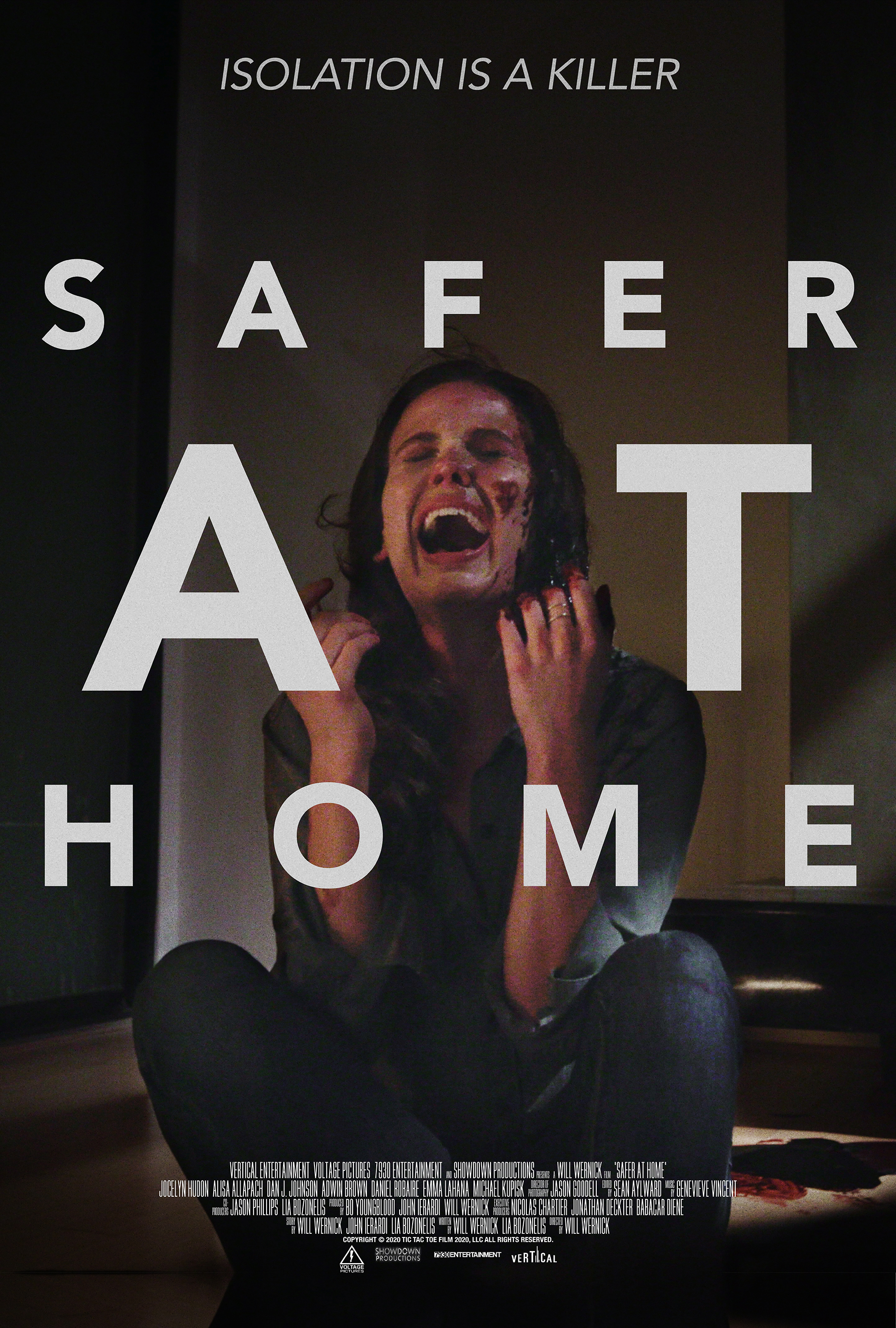 Safer at Home poster image