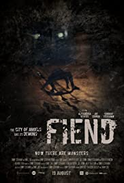 Fiend Poster