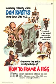 Yvonne Craig, Parker Fennelly, Elaine Joyce, Don Knotts, and Frank Welker in How to Frame a Figg (1971)