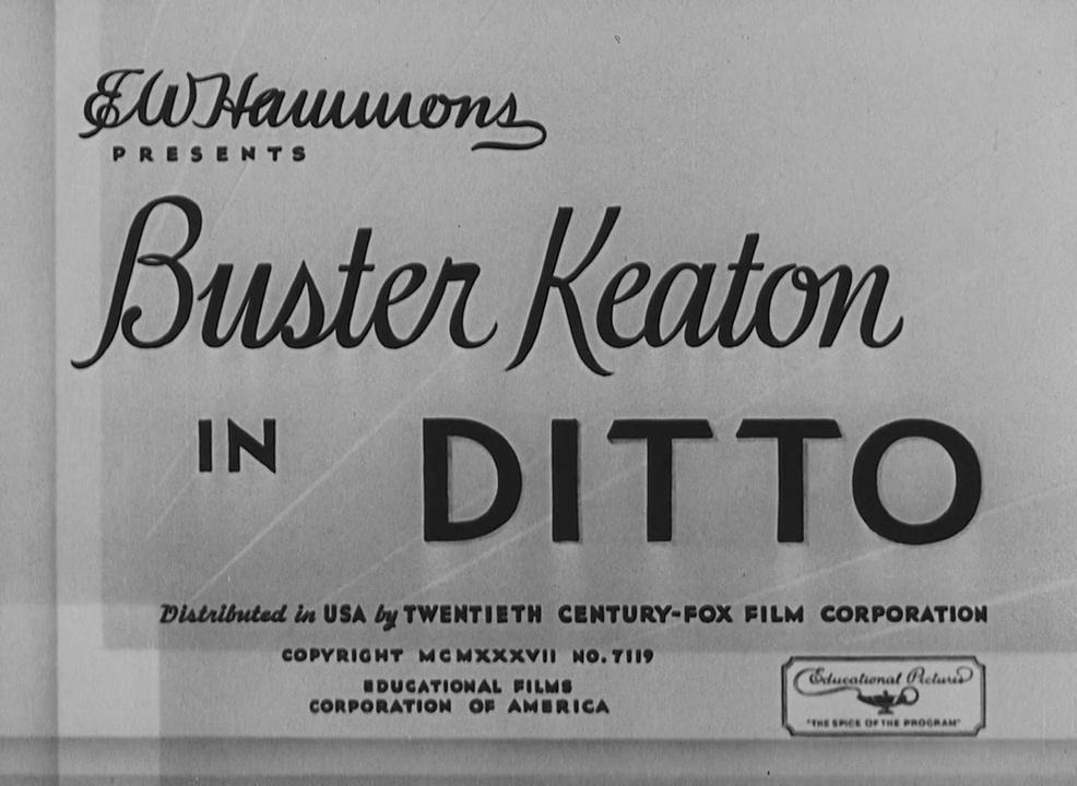 Ditto (1937)