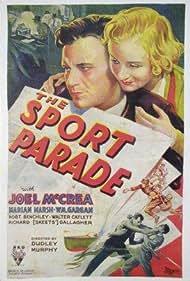 The Sport Parade (1932) Poster - Movie Forum, Cast, Reviews