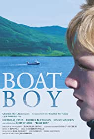 Rory O'Hare in Boat Boy (2019)