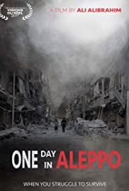 One Day in Aleppo Poster