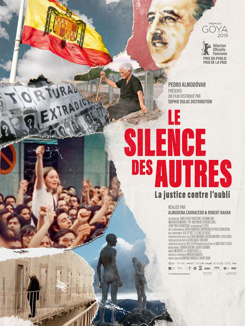 Francisco Franco in El silencio de otros (2018)