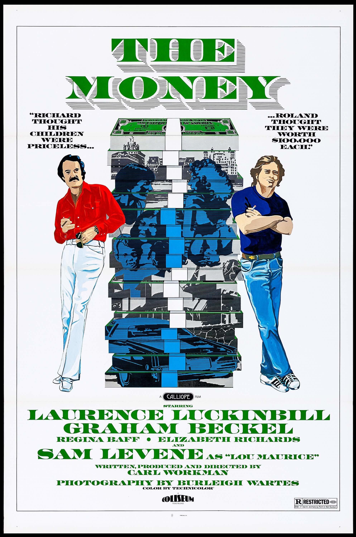 Regina Baff, Sam Levene, and Laurence Luckinbill in The Money (1976)