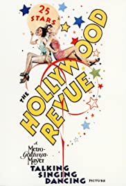 The Hollywood Revue of 1929 Poster
