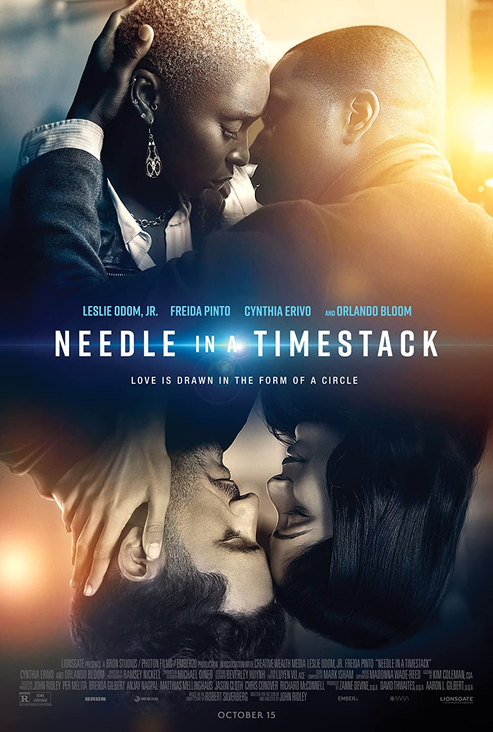 Needle in a Timestack 2021 English 1080p HDRip 1.41GB Download