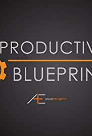 Productivity Blueprint Poster