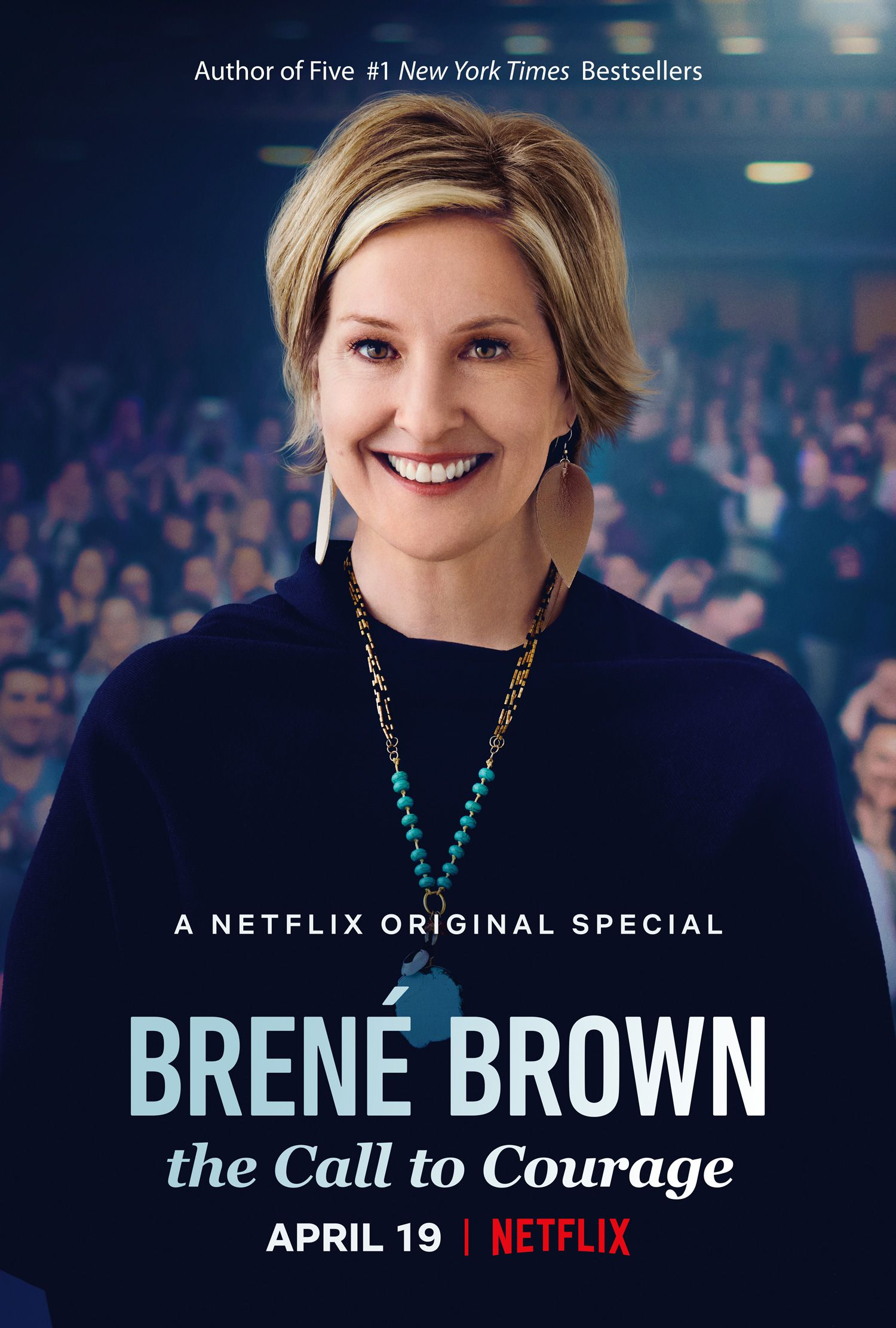 Brené Brown: The Call to Courage (2019) - IMDb