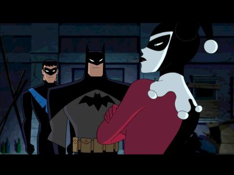 Batman and Harley Quinn movie download in mp4