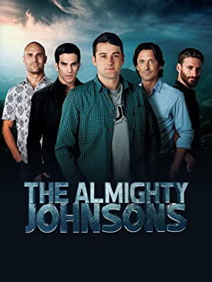 Where to stream The Almighty Johnsons