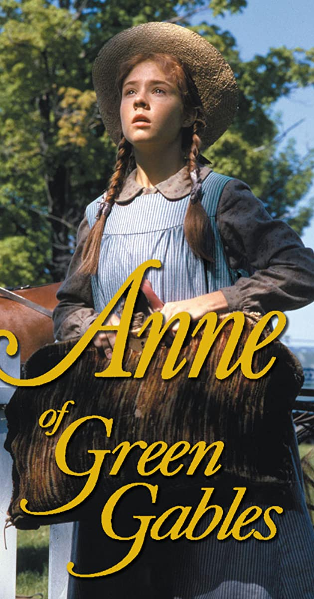 Anne Of Green Gables Tv Mini Series 1985 Imdb