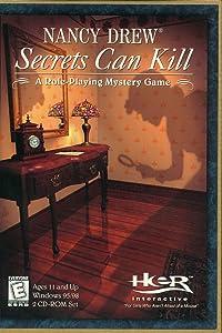 Downloading movie to psp Nancy Drew: Secrets Can Kill by Max Holechek [640x352]