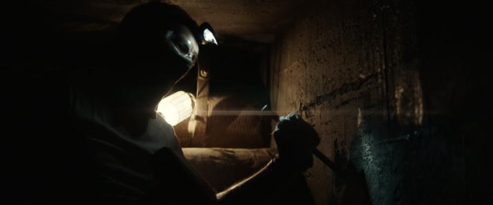 ผลการค้นหารูปภาพสำหรับ escape at dannemora scenes cg under jail paul dano