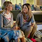 Debbie Gibson and Pascale Hutton in Wedding of Dreams (2018)