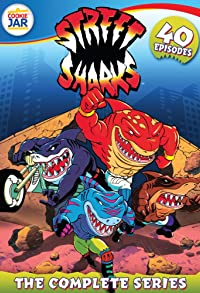 Primary photo for Street Sharks