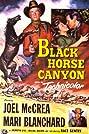 Black Horse Canyon (1954) Poster
