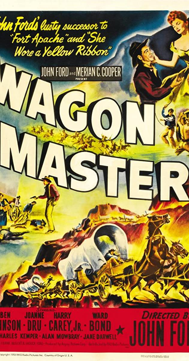 Subtitle of Wagon Master