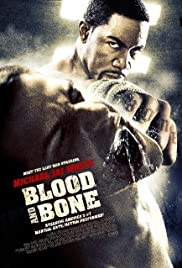 Blood and Bone Poster