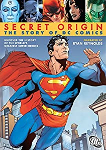 New movie hollywood download Secret Origin: The Story of DC Comics [480x800]